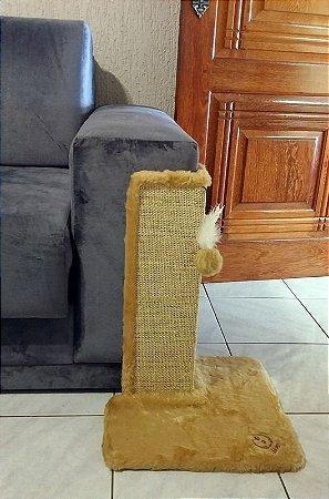 Arranhador protetor para canto de móveis