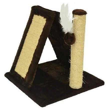 Arranhador pirâmide