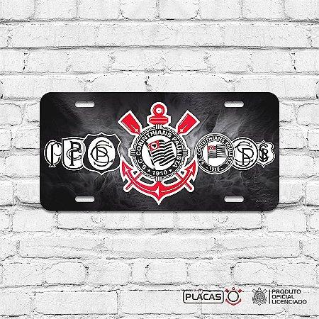 Placa Decorativa Corinthians