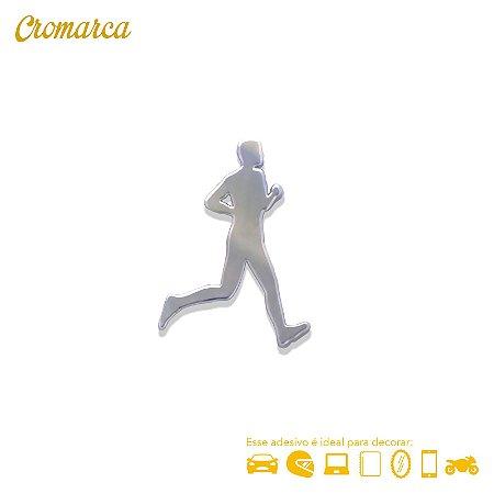 Adesivo CROMADO - Corredor