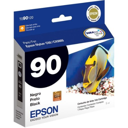Cartucho EPSON T090120 Black Original