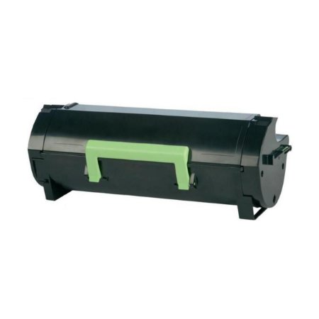 Cartucho de Toner Mecsupri Compatível com Lexmark 504X 50BX MS10K Preto 50FBX00
