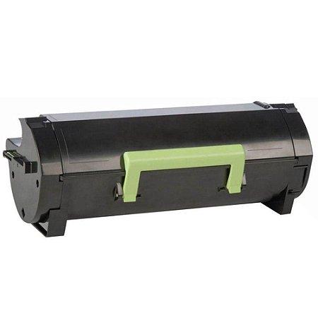 Compativel: Cartucho de Toner Lexmark 604X 60BX- 60F4X00 60FBX00 - Preto - Mecsupri