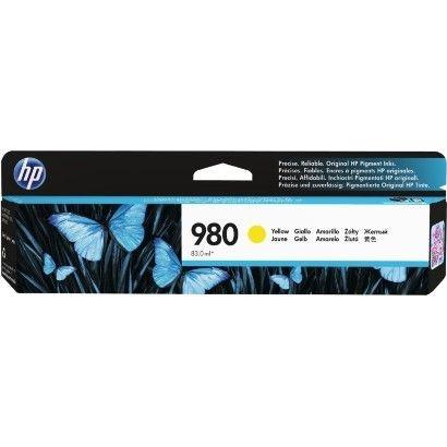 Cartucho de Tinta HP 980 Amarelo D8j09a Original