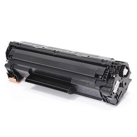 Compativel: Cartucho de Toner HP CF283A 83A - Preto - Mecsupri