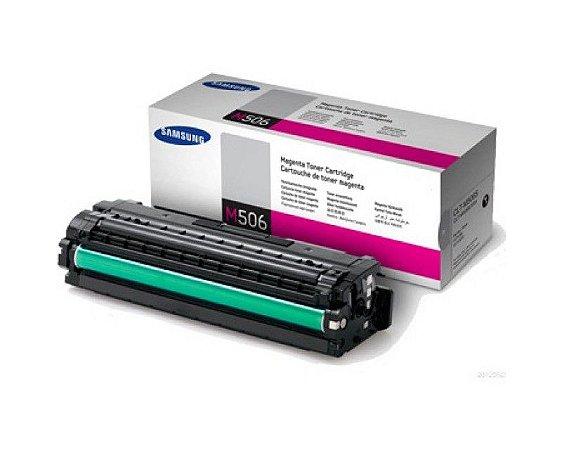Cartucho toner p/Samsung magenta CLT-M506L Samsung CX 1 UN