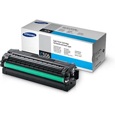 Cartucho toner p/Samsung ciano CLT-C506L Samsung CX 1 UN