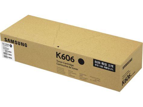 Toner Samsung CLT K606S Preto Original