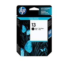 Cartucho HP 13 Preto C4814A 28ml Original