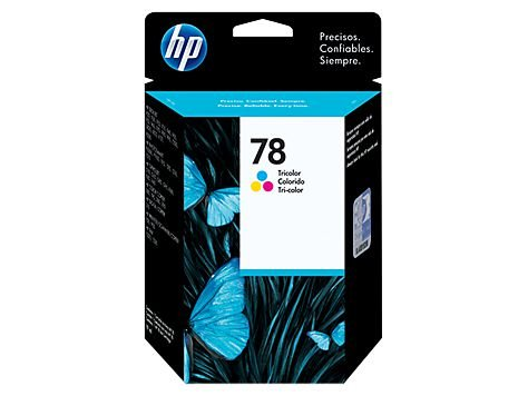 Cartucho HP 78 color 19ml c6578dl HP CX 1 UN