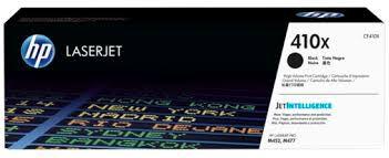 Cartucho de Toner HP 410X Preto - CF410X