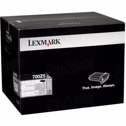 Kit Imagem Lexmark CS510/CXX10 - Preto/Colorido - 40K - 70C0Z50