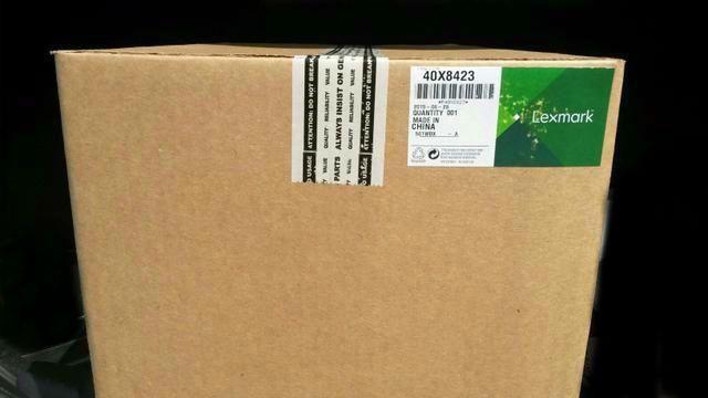 Kit de Manutenção Lexmark Original 40X8423 MS710 MS810 MX711 MX 811 MS 710 MS 810 MX 711 MX 811 MS-710 MS-810 MX-711 MX-811
