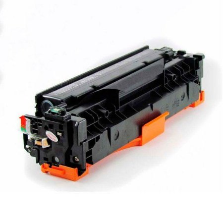 Cartucho Toner HP CE320A Preto Compatível - 128A - MecSupri