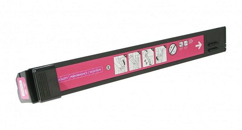 Toner Compatível Mecsupri CB383A 824A Magenta - HP CP6015 CM6040 CM6030 para 21.000 impressões