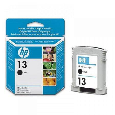 CARTUCHO HP 13 ORIGINAL C4814A BLACK | CP1700 | K850 | 9110 | 1200