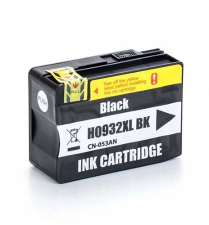 Compativel: Cartucho de Tinta HP 932XL Preto CN053AL Mecsupri