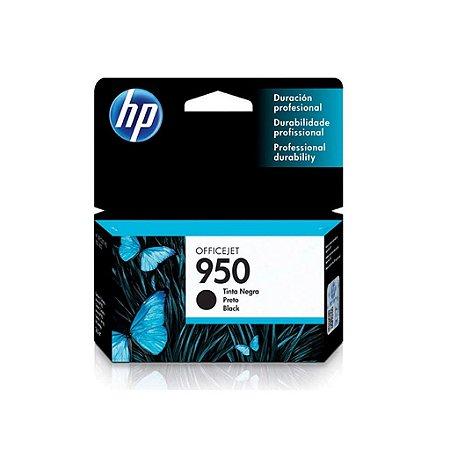 Cartucho de Tinta HP 950 CN049AL Preto