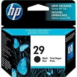 Cartucho HP 29 Original 51629A Black | 600 | 500 | 700 | 910 cx 1 un 40ml