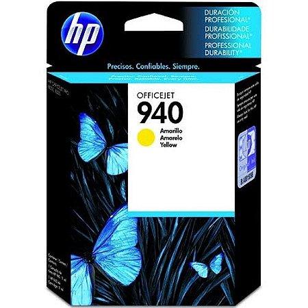 Cartucho HP 940 Amarelo (C4905A)