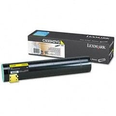 TONER LEXMARK C935 ORIGINAL C930H2YG YELLOW - ORIGINAL