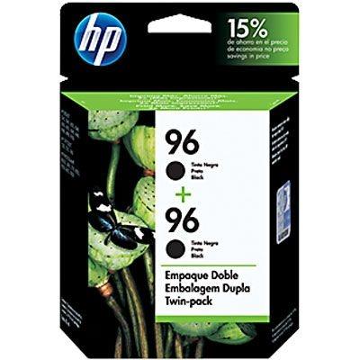 Cartucho HP 96 twin pack (2x C8767WL) Preto C9348FL Original