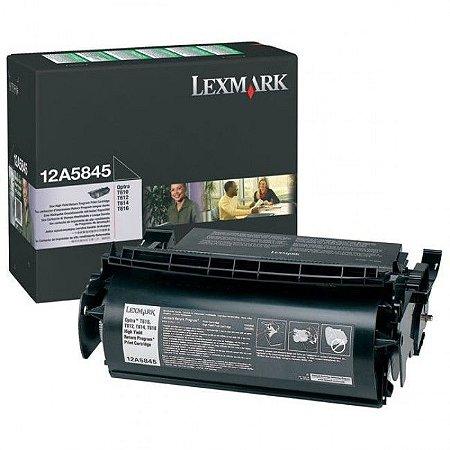 Toner Lexmark 12A5845