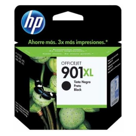 Cartucho HP 901XL Preto (CC654A)