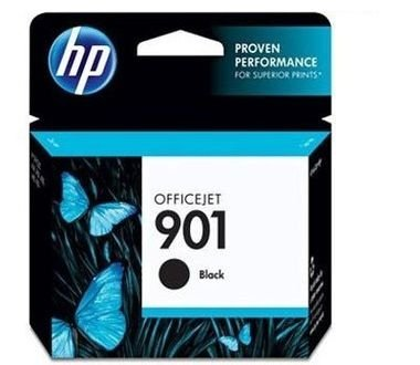 Cartucho HP 901 preto CC653AB Original