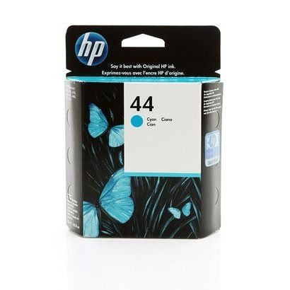 Cartucho HP 44 ciano plotter 51644C Original