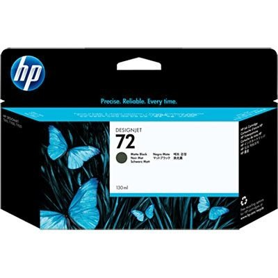 Cartucho de Tinta HP 72 Preto Mate 130ml C9403A Original