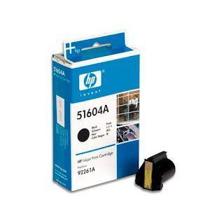 Cartucho HP p/impressora de cheque 51604A Original