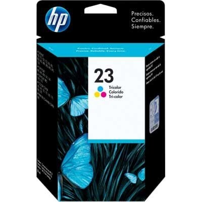 Cartucho HP color C1823DL HP CX 1 UN