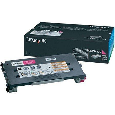 Toner Lexmark C500 C500H2MG C500n Original
