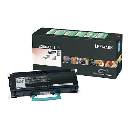 Toner Lexmark E260 E360 E260A11L E460 Original