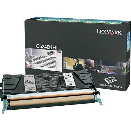 Toner Lexmark C524 C5240KH C534 C532 Original