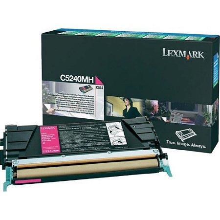 Toner Lexmark C532 C524 C5240MH C534 Original