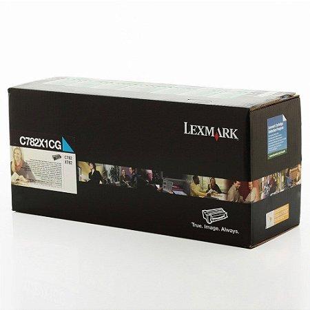 Toner Lexmark C782dn C782n C782X1CG Original
