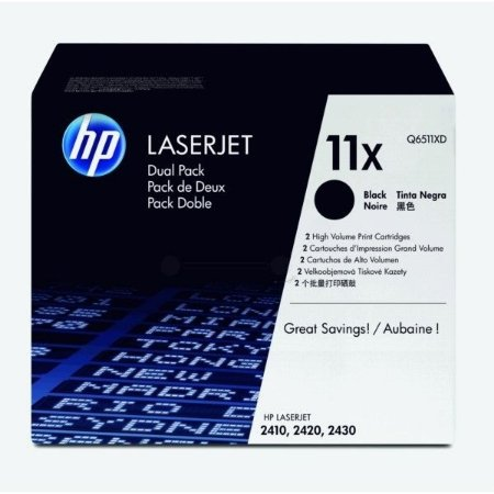 HP Q 6511 XD Toner black