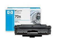 Cartucho de toner HP 70A LaserJet Preto Q7570A Original