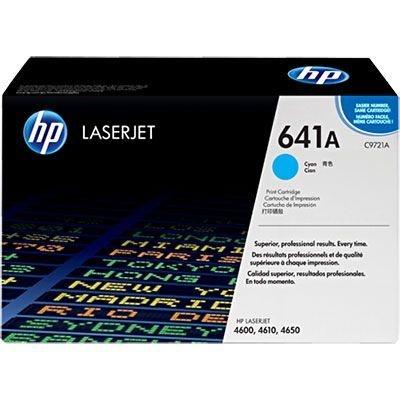 Cartucho toner p/HP laserjet ciano c9721a HP CX 1 UN