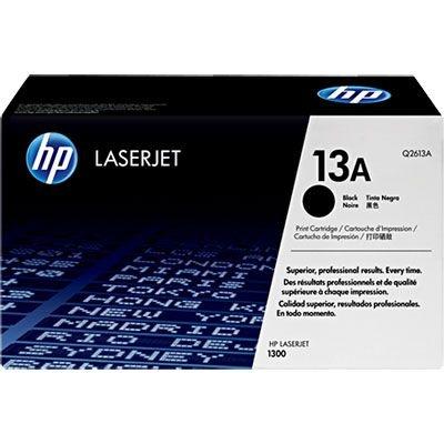 Cartucho toner HP 13A laserjet Preto Q2613A CX 1 UN
