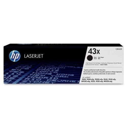 Toner HP 43X C8543X Cartridge Black Original