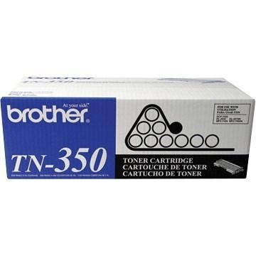 Cartucho de Toner Brother TN350 Preto Original