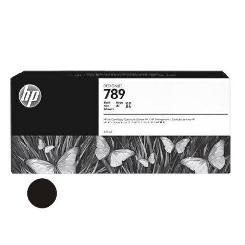 Cartucho HP 789 CH615A Black Latex L25500 Original