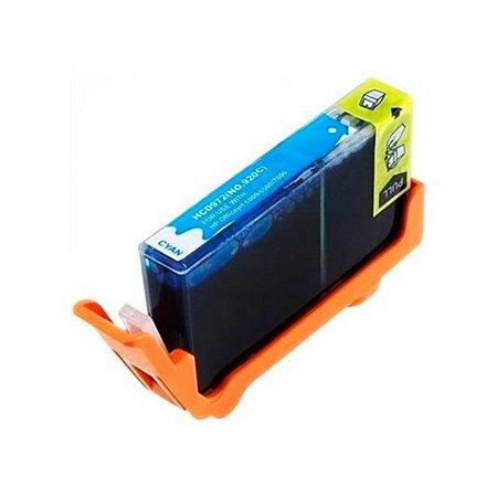 Cartucho de Tinta Mecsupri Compatível com HP 920XL Ciano CD972AL