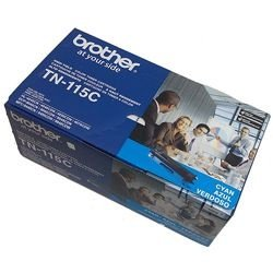Toner Brother 9040 TN-115C Original HL-4040 - 4000 Pgs – Ciano
