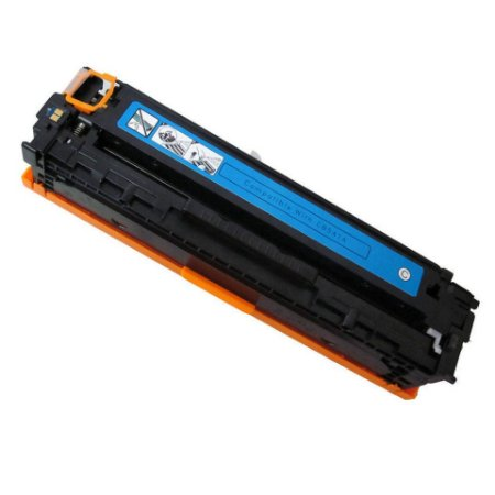 Cartucho de Toner HP CB541A - Ciano - Mecsupri