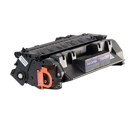Compativel: Cartucho de Toner HP  CE505A / CF280A Preto 80A / 05A  Mecsupri
