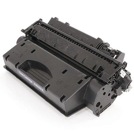 Cartucho de Toner HP CE505X/CF280X - Preto - Mecsupri
